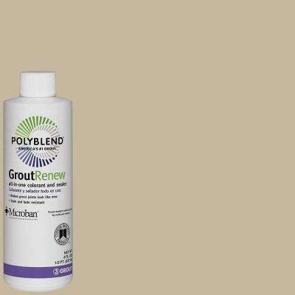 Polyblend #172 Urban Putty 8 fl. oz. Grout Renew Colorant