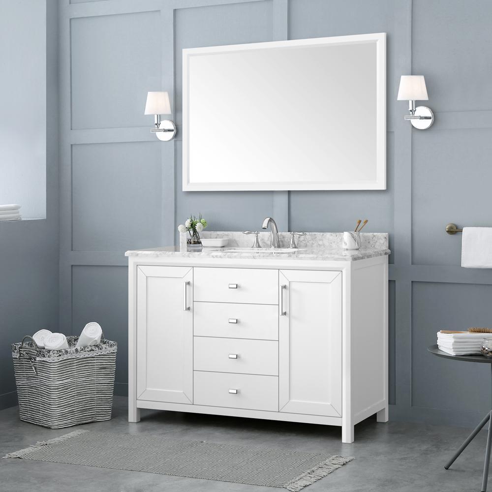 Rectangular Bathroom Vanity Mirror, Mirrors For Bathroom Vanity