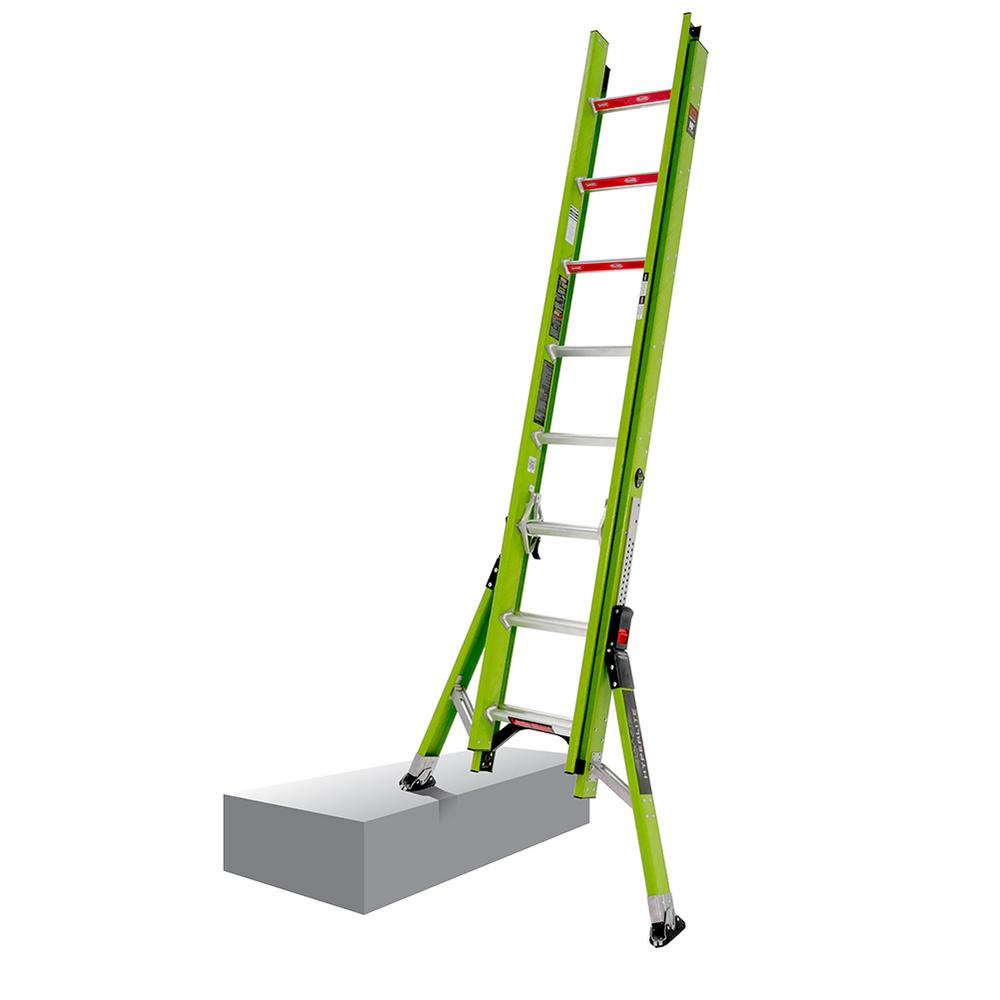 HyperLite W/Sumo 16 ft. Type IA Fiberglass Extension Ladder
