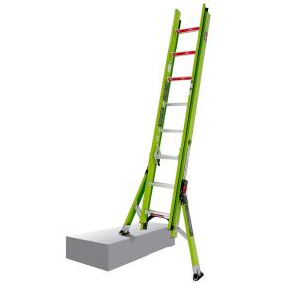 Little Giant Ladder Systems HyperLite W/Sumo 16 ft. Type IA Fiberglass Extension Ladder by Little Giant Ladder Systems