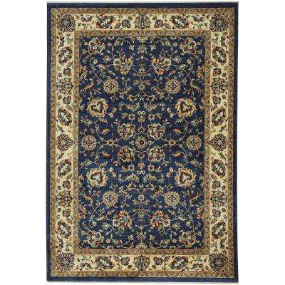 Anatolia-Keshan Teal 5 ft. 3 in. x 8 ft. Area Rug