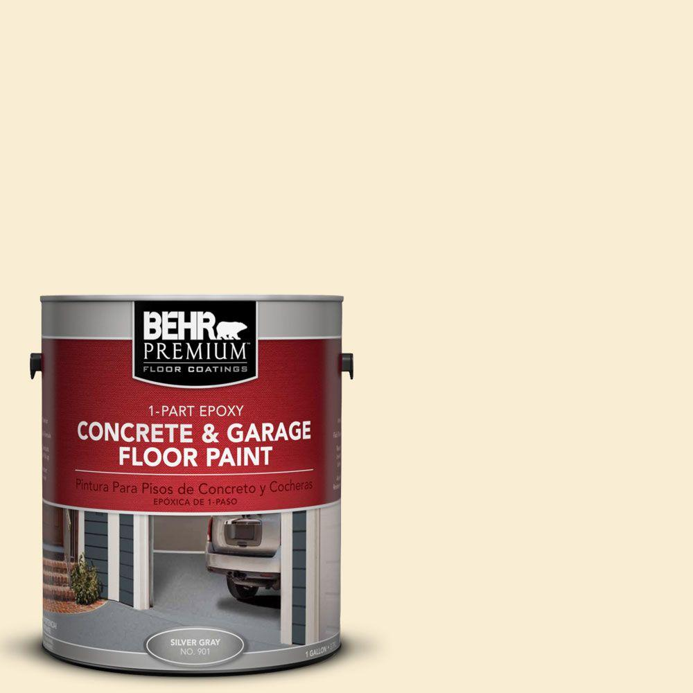 BEHR Premium 1-Gal. #PFC-26 Classic Mustang 1-Part Epoxy Concrete and Garage Floor Paint
