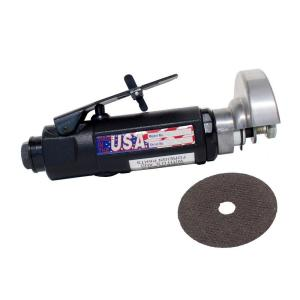 St. Louis Pneumatic 2.5 inch Cut Off Grinder with Wheel by St. Louis Pneumatic