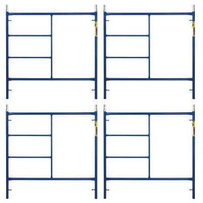 Saferstack 5 ft. x 5 ft. Mason Scaffold Frame (4-Pack)