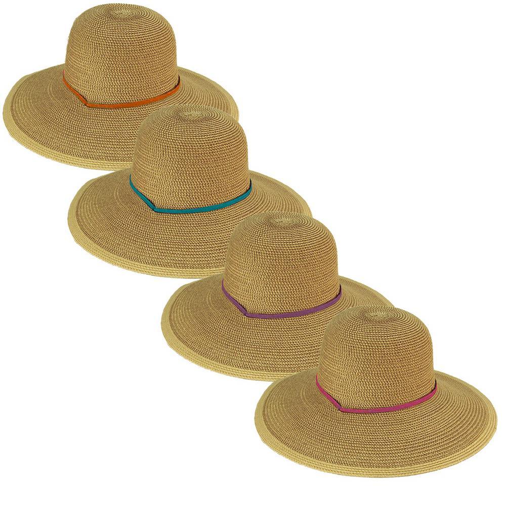 Straw Garden Hat