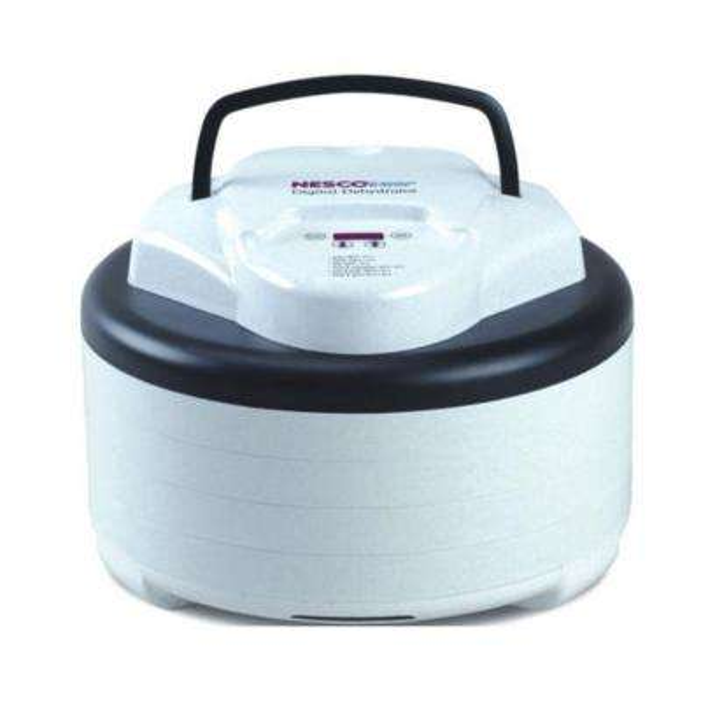 4-Tray Expandable Food Dehydrator