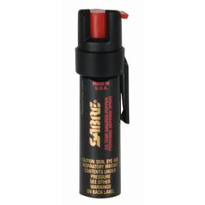Sabre 3-in-1 Compact Pepper Spray with Clip by Sabre