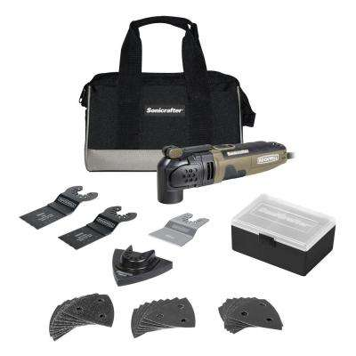 3.0 Amp Sonicrafter Kit (31-Piece)