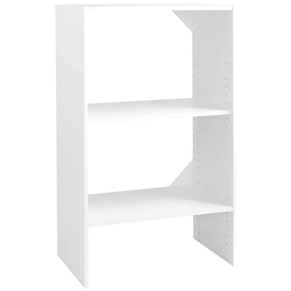 Elegant H 3 Shelf Stackable Organizer