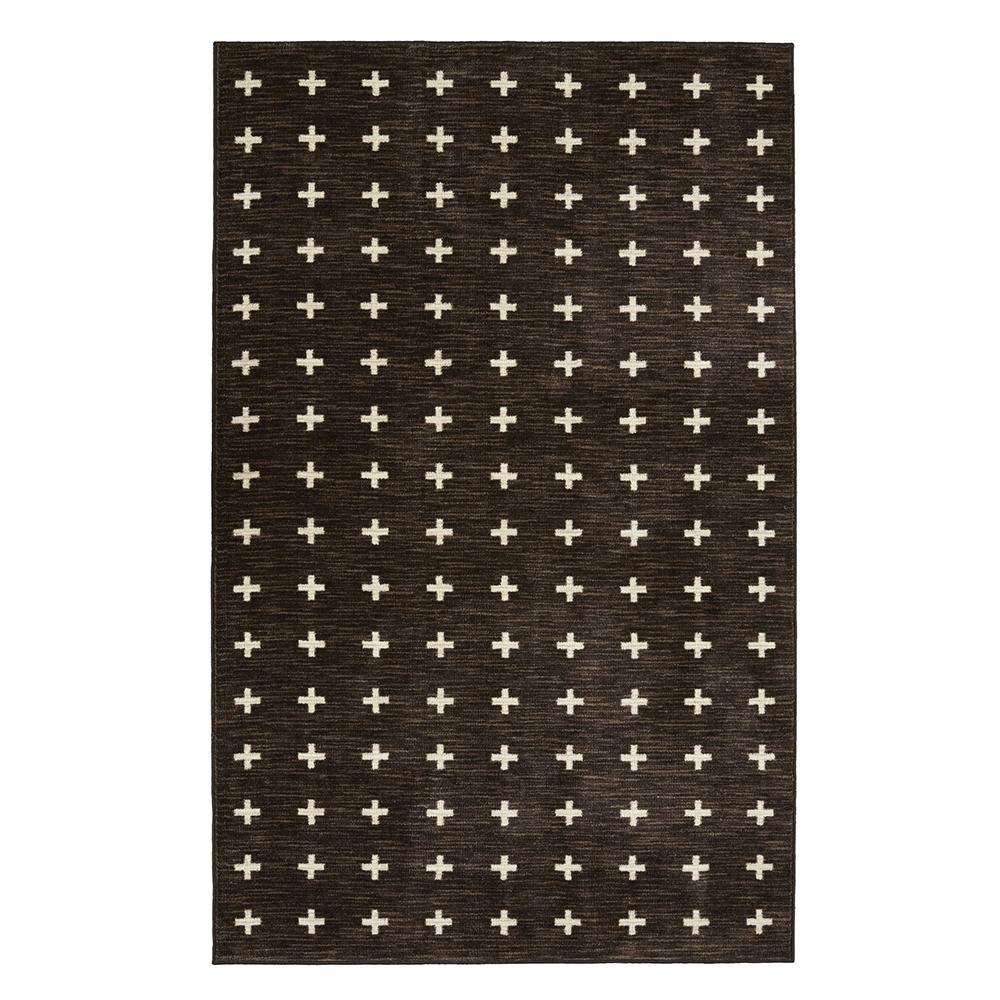 Mohawk Home Sahana Black 5 ft. x 8 ft. Area Rug was $126.09 now $100.87 (20.0% off)