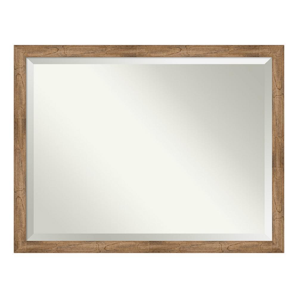 Amanti Art Owl Narrow Brown Decorative Wall Mirror was $281.0 now $164.94 (41.0% off)