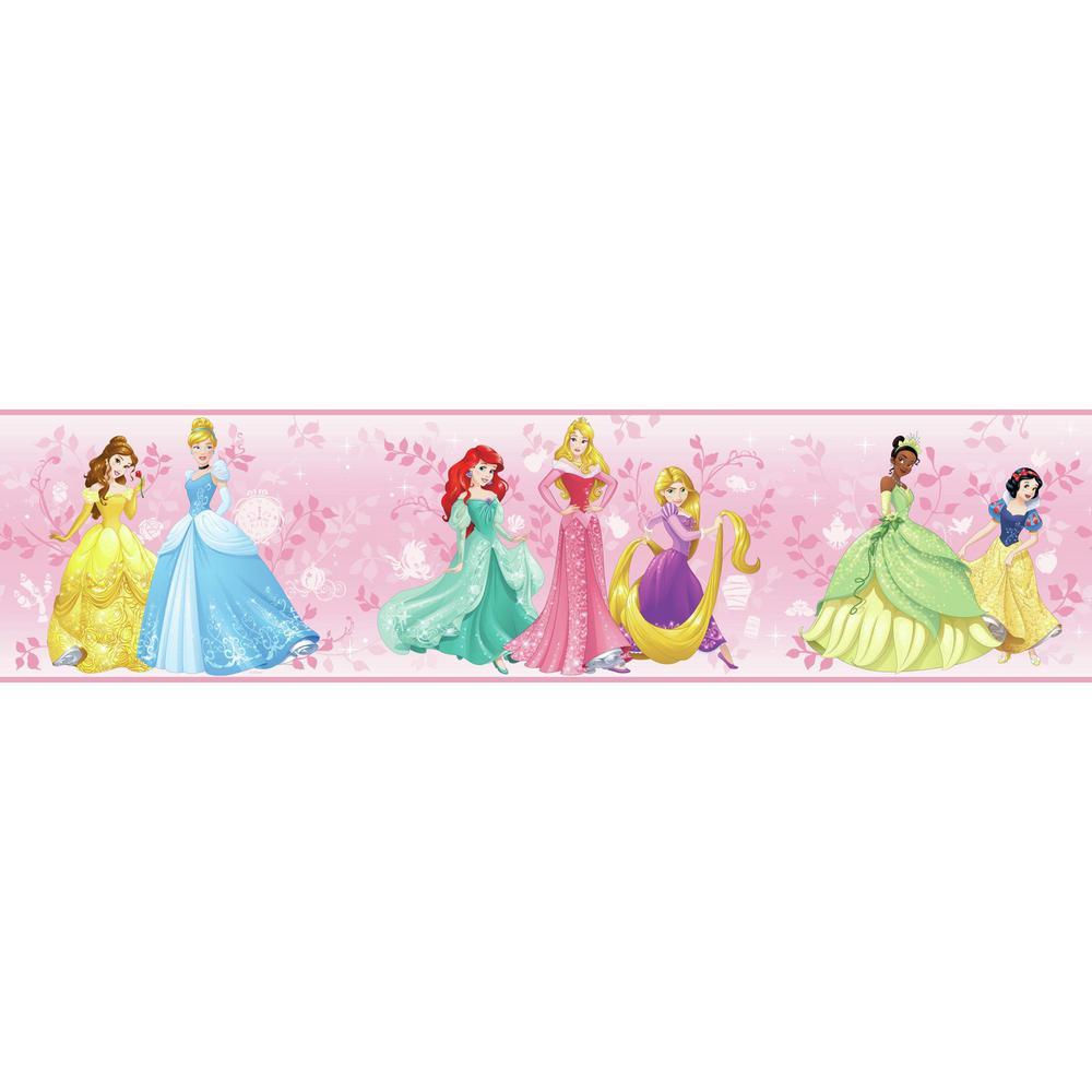 Disney Kids III Disney Princess Border