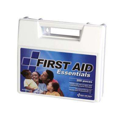 200-Piece Large All Purpose First Aid Kit