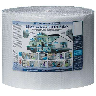 16 in. x 100 ft. White Single Reflective Insulation