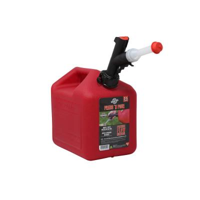 No Spill 2 5 Gal  Poly Gas Can (CARB and EPA Compliant)-1405