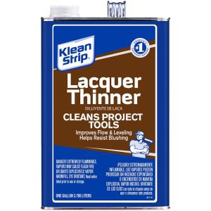 Klean-Strip 1 gal  Lacquer Thinner-GML170PSC - The Home Depot