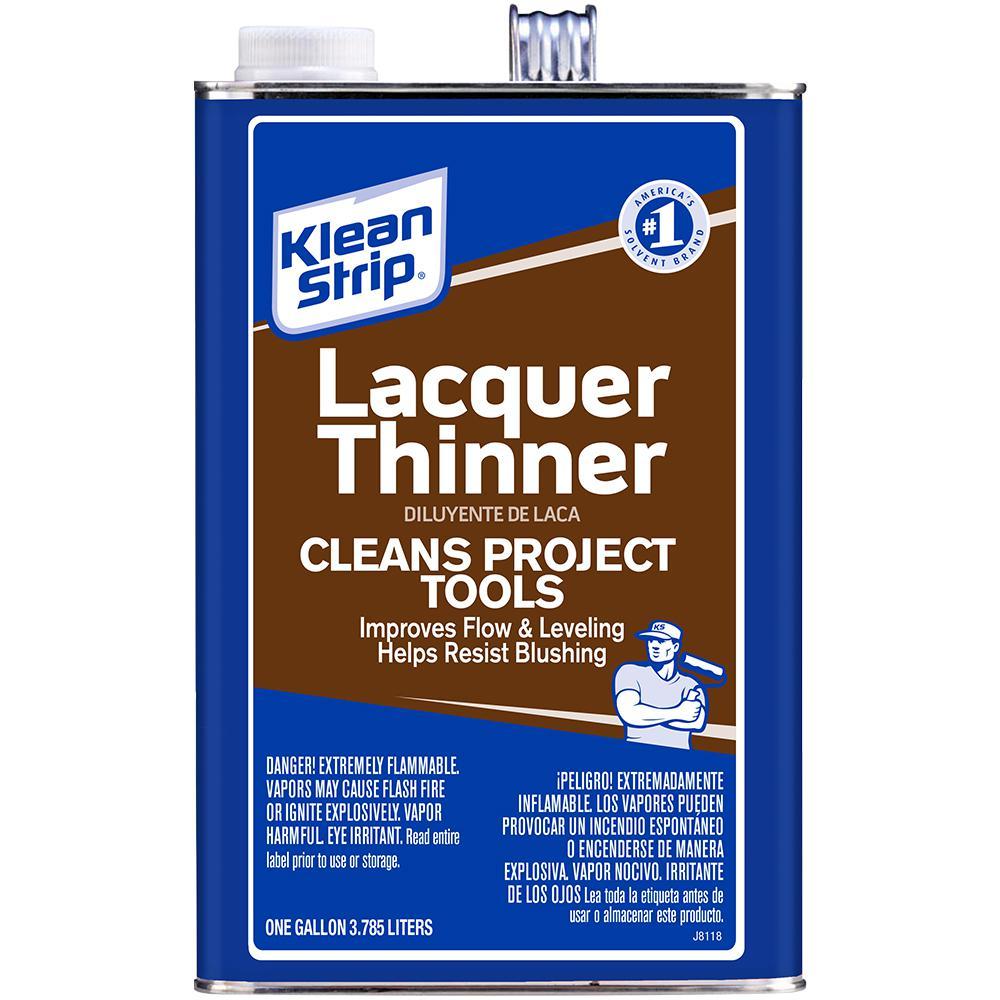 1 gal. Lacquer Thinner - South Coast Formula
