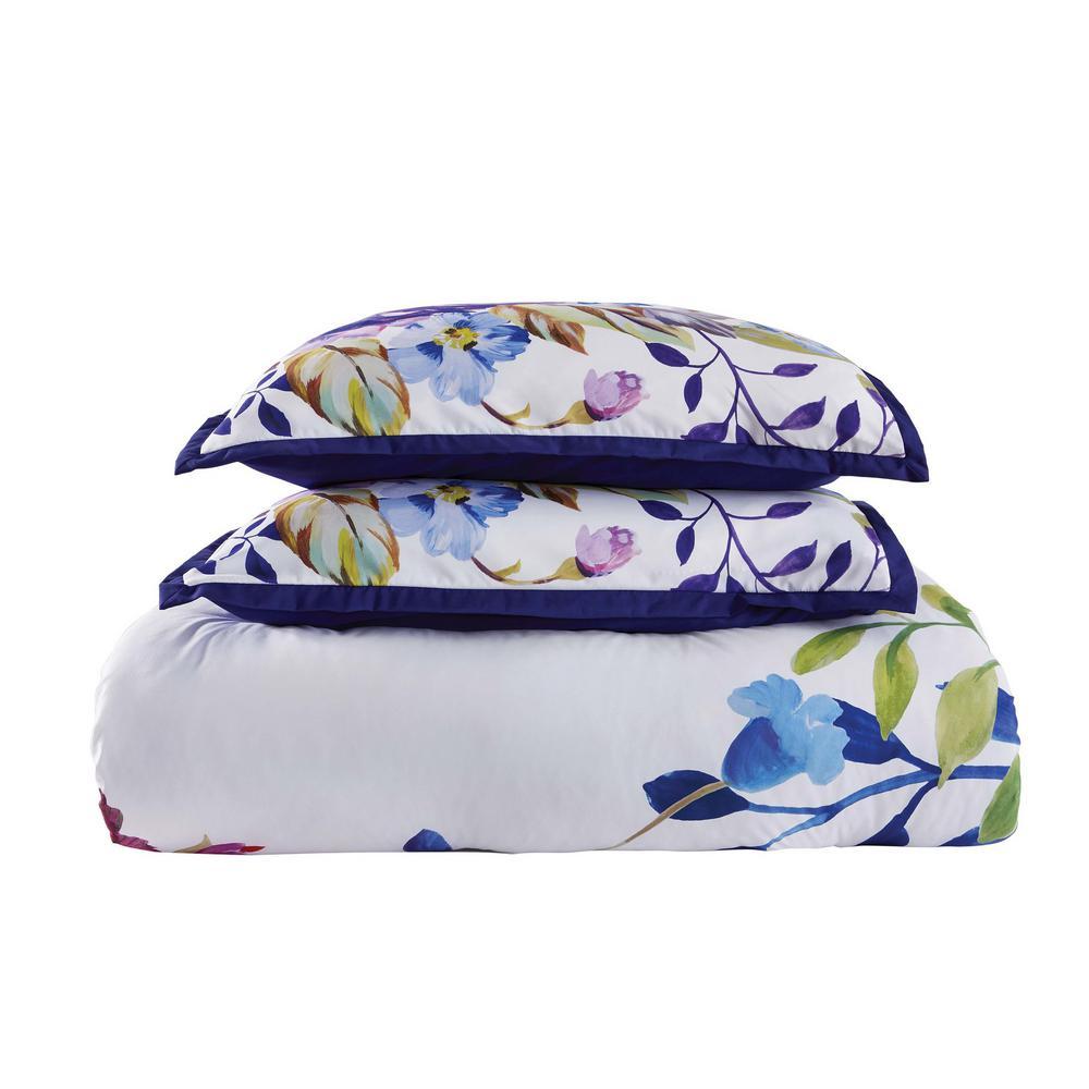 Christian Siriano Garden Bloom Full / Queen Comforter Set by Christian Siriano