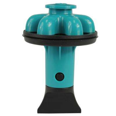 Disposal Genie II Garbage Disposal Strainer and Stopper in Green