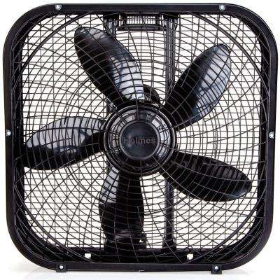 20 in. 3-Speed Box Fan