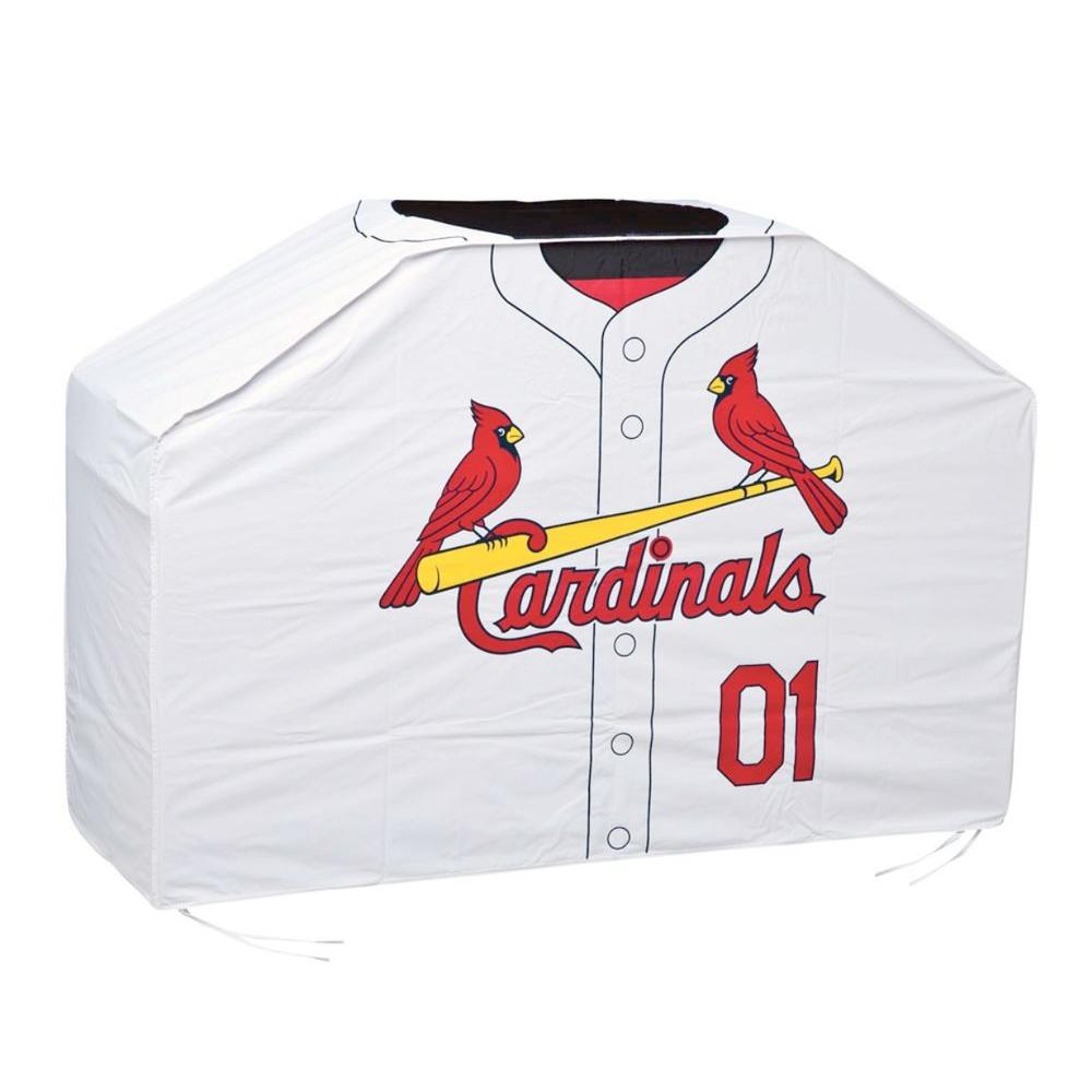 Team Sports America 60 in. MLB St. Louis Cardinals Grill Cover