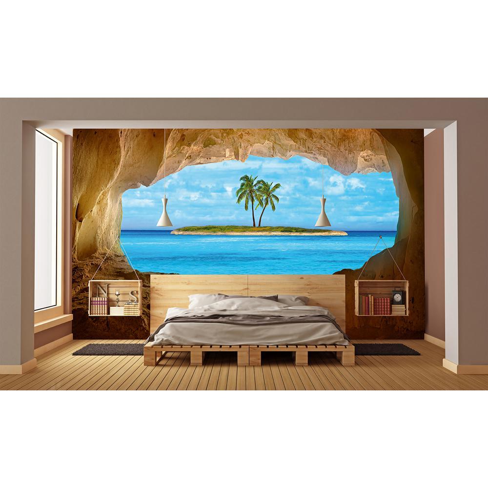 Paradise Wall Mural