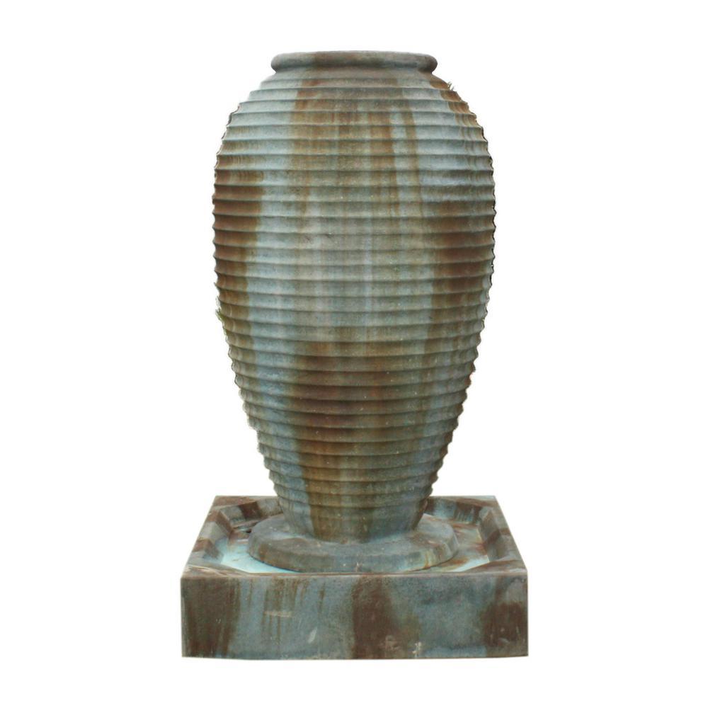 Venezia Fiberglass Reinforced Concrete Fountain
