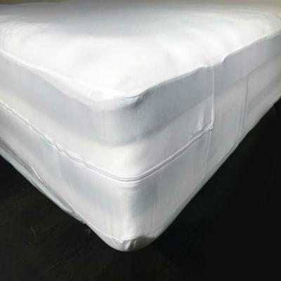 Hygea Natural Bed Bug, Non-Woven, and Water Resistant Twin Mattress Or Box Spring Cover