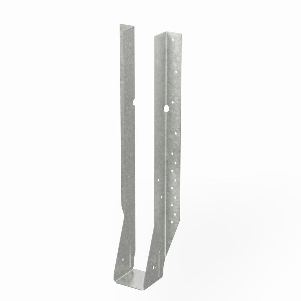 Simpson Strong-Tie MIU Galvanized Face-Mount Joist Hanger for 2-5/16 in. x 18 in. Engineered Wood