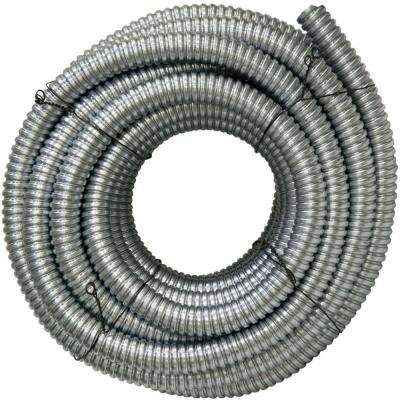 1 in. x 50 ft. Flexible Steel Conduit