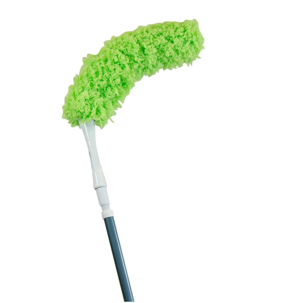 Wool shop ceiling fan duster hcf10 the home depot microfiber flexible static duster mozeypictures Choice Image