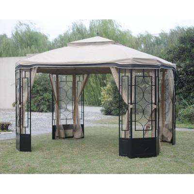 Mosquito Netting for Alcove Gazebo