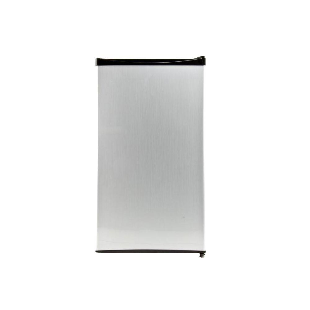3.3 cu. ft. Mini Fridge in Stainless Steel