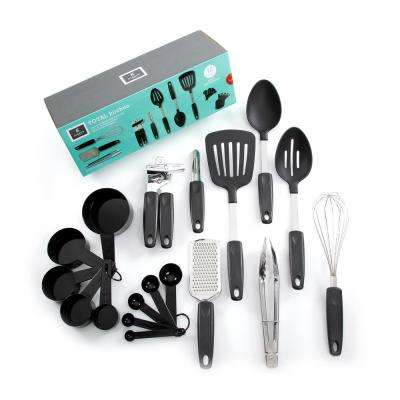 Total Kichen Chefs Better Basics Gadget and Tool Combo Set (Set of 18)