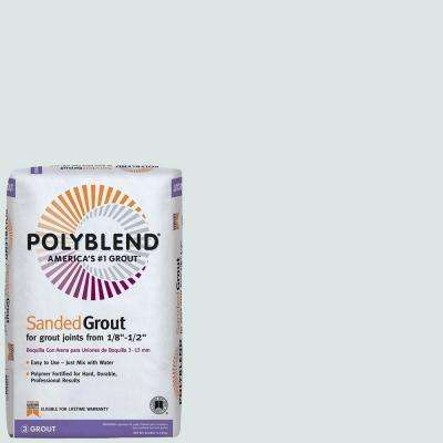 Polyblend #548 Surf Green 25 lb. Sanded Grout