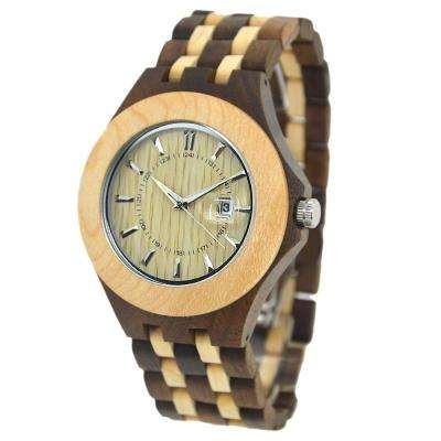 100% Natural Wood Watch