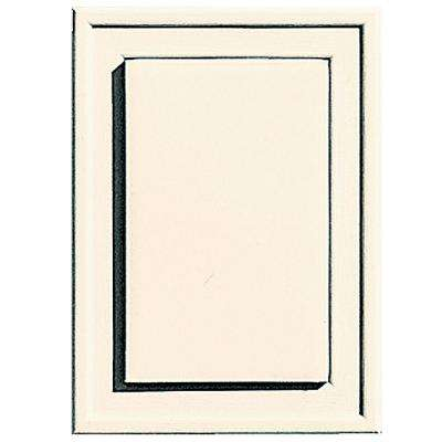 4.5 in. x 6.3125 in. #021 Sandstone Beige Raised Mini Mounting Block