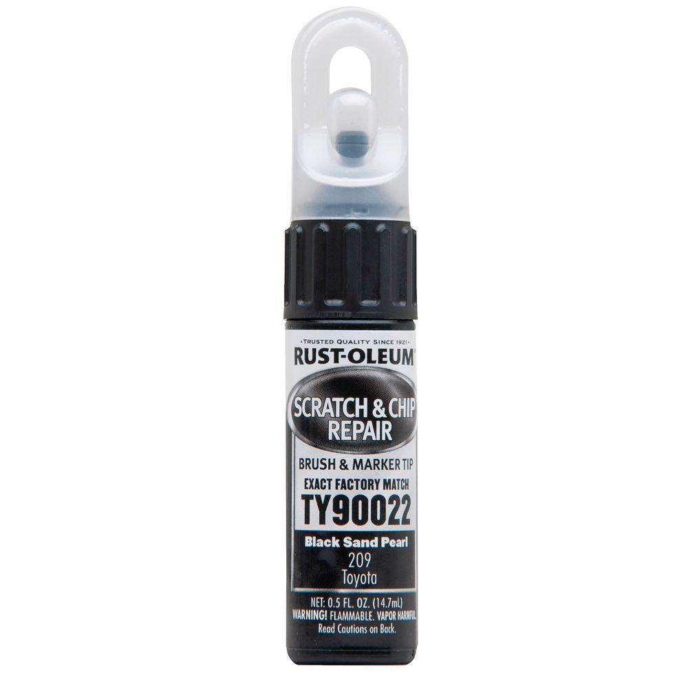 Rust-Oleum Automotive 0.5 oz. Black Sand Pearl Scratch and Chip Repair Marker... by Rust-Oleum Automotive