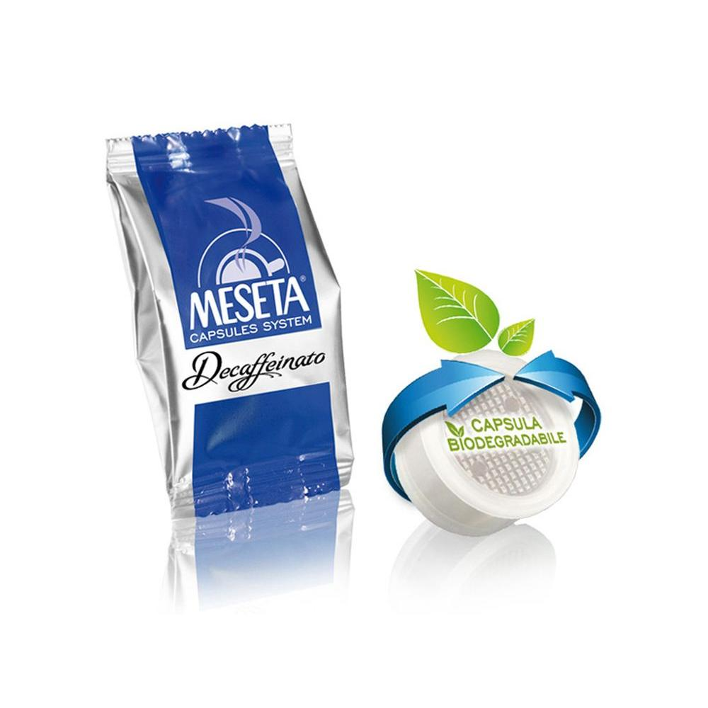 Meseta Decaffeinated Coffee Capsules-DISCONTINUED