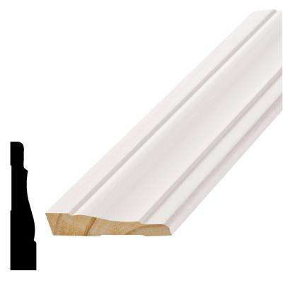 WM 444 11/16 in. x 3-1/2 in. x 96 in. Primed Pine Finger-Jointed Casing