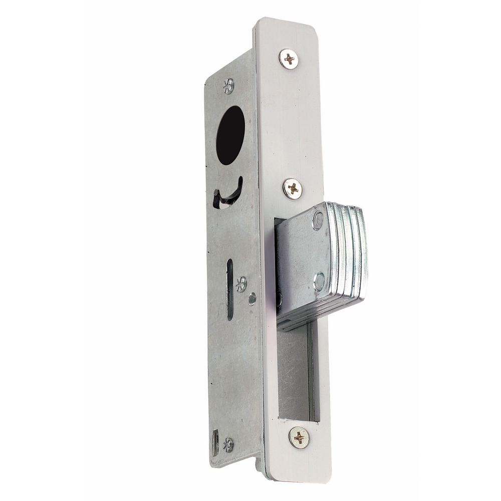 1-1/8 in. Aluminum Deadlock Function Mortise Lock