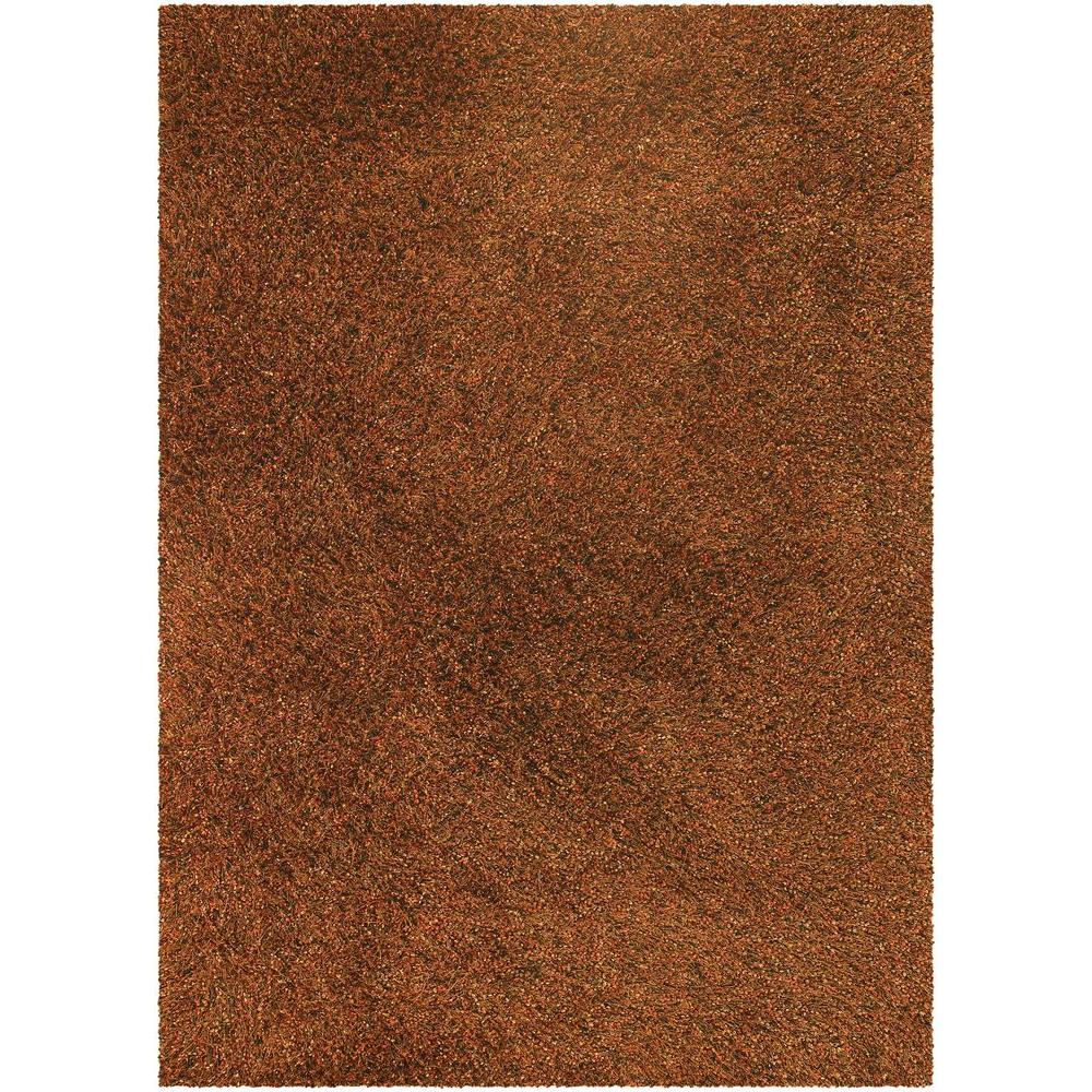 Chandra Mai Gold/Orange/Black 5 ft. x 7 ft. 6 in. Indoor Area Rug