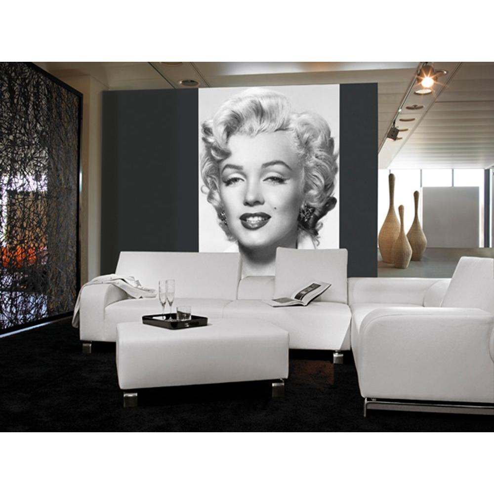 Marilyn Monroe Wall Mural Part 48