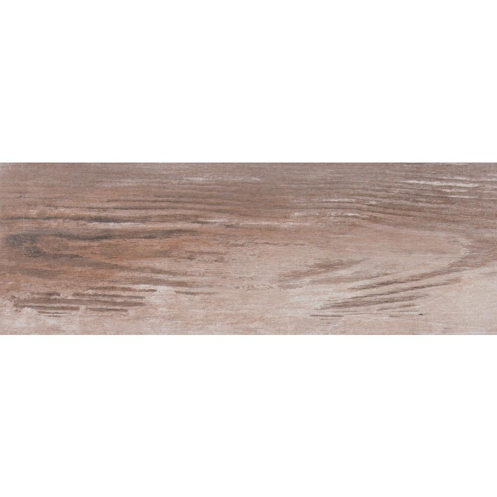 MSI Duttonwood Beige 7 in. x 20 in. Glazed Ceramic Floor and Wall Tile (14.58 sq. ft. / case)