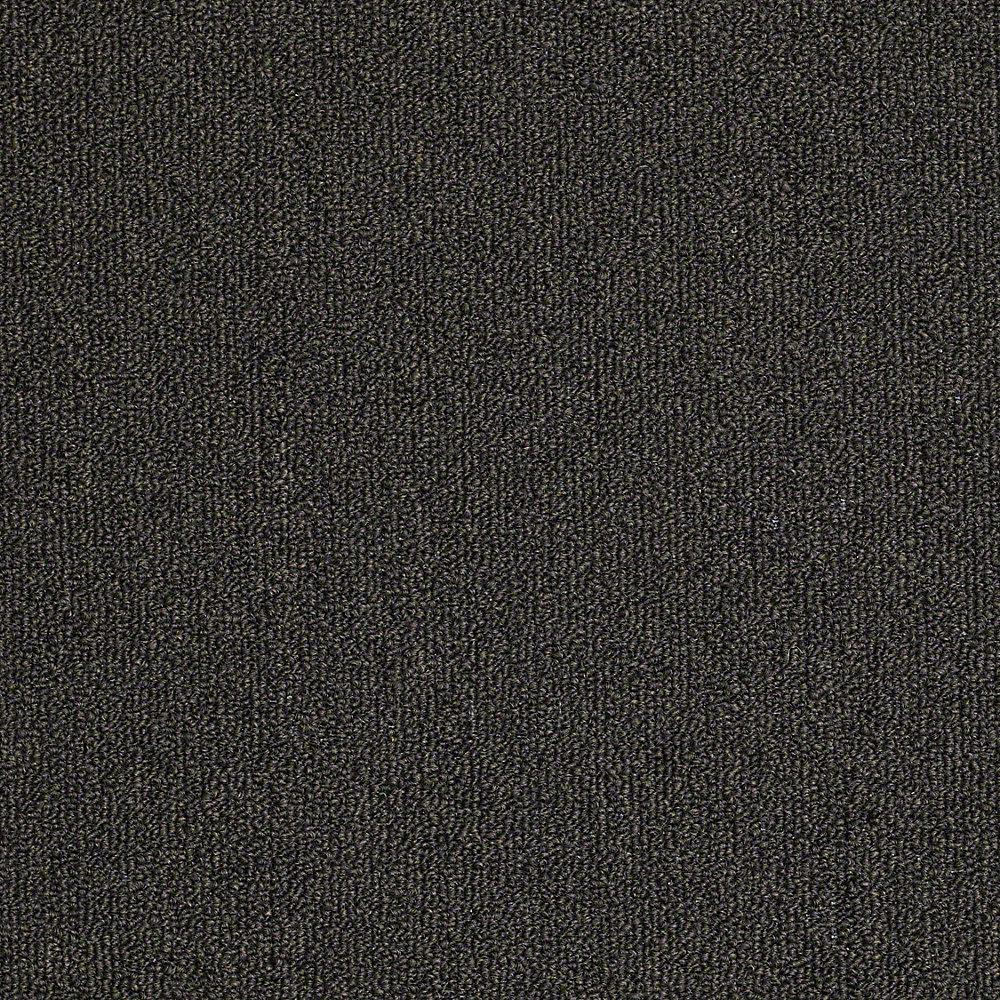 Carpet Sample - Soma Lake - In Color Charcoal Texture 8