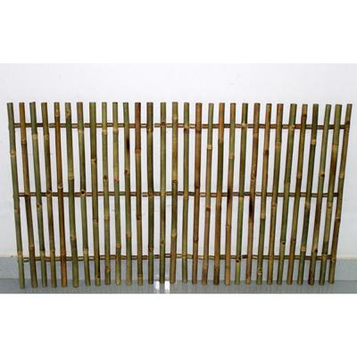 4 ft. H x 6 ft. L Bamboo Ornamental Fence