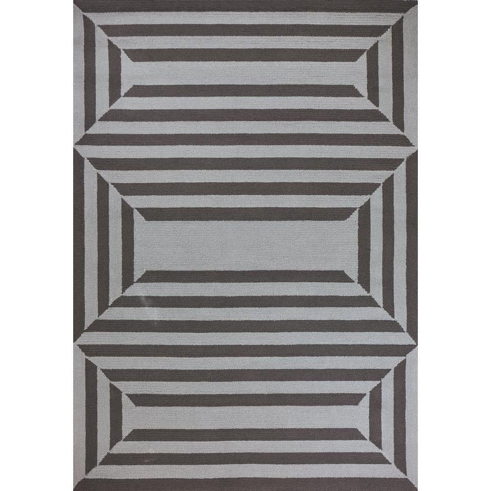 Libby Langdon Charcoal Emerson 6 ft. x 9 ft. Area Rug, Grey was $223.58 now $143.09 (36.0% off)