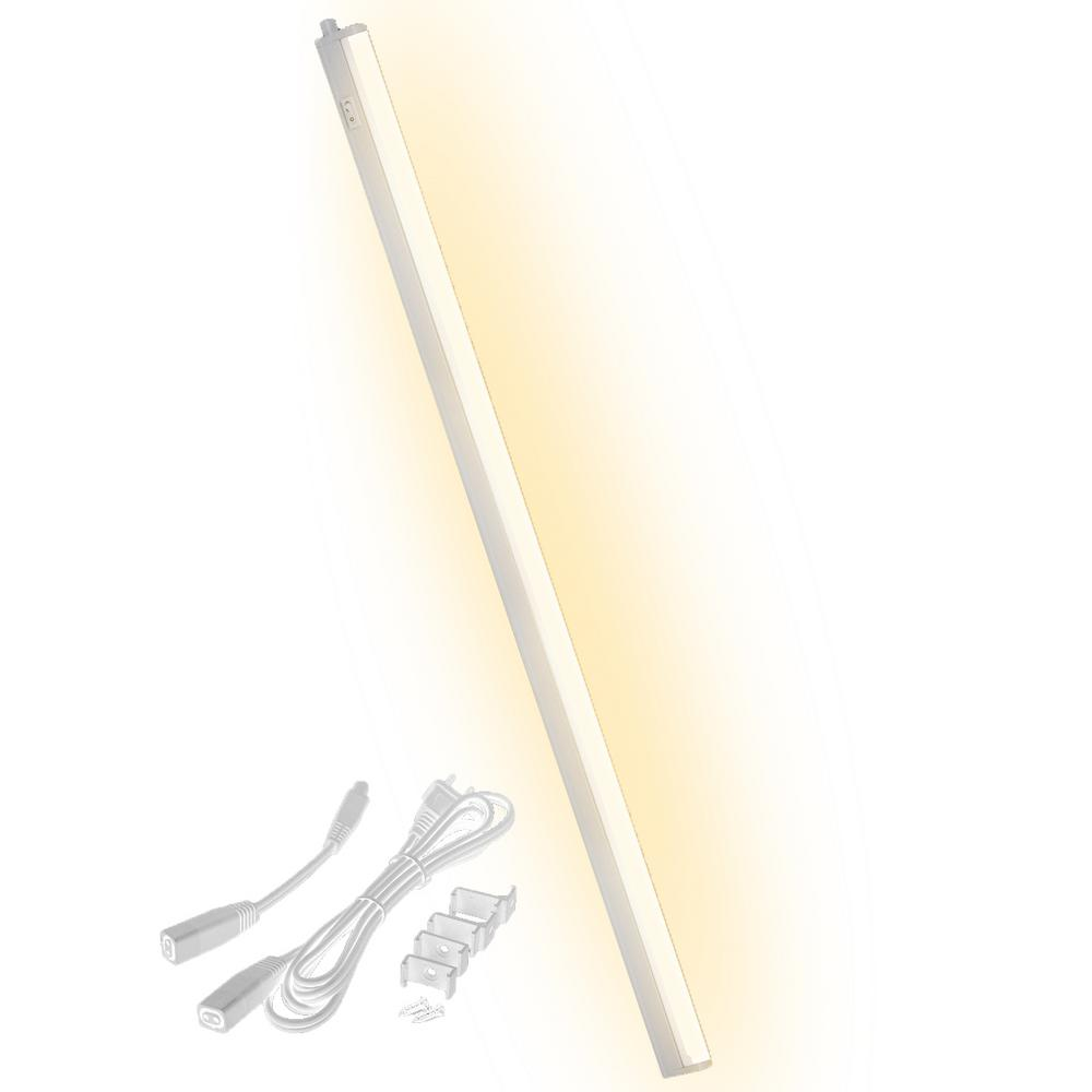 Led Concepts Under Cabinet Linkable T5 Light Bar Ultra Slim Cool Touch Design Great Kitchen Lighting