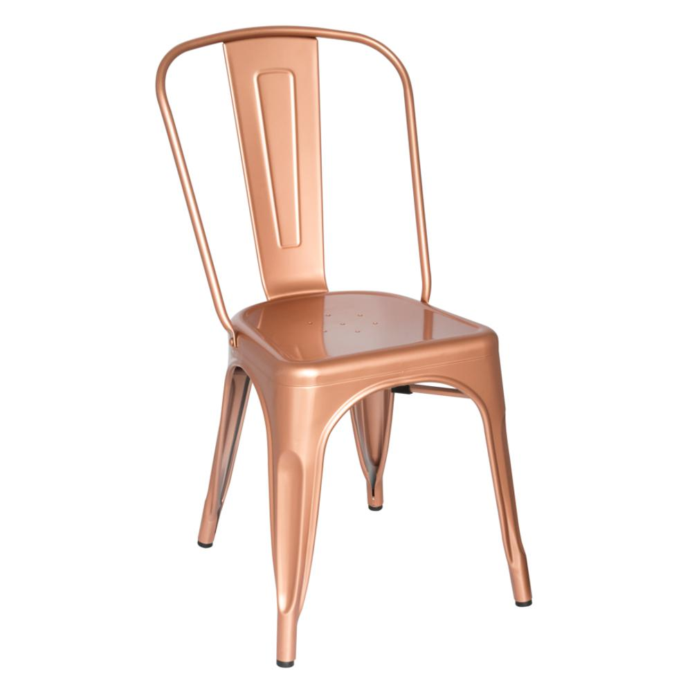 Delicieux Copper Talix Dining Chair