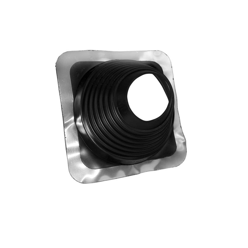 Master Flash 12.5 in. x 0.98 ft. Rubber Roof Pipe Flashing